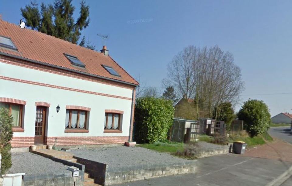 La maison de la famille Larmigny