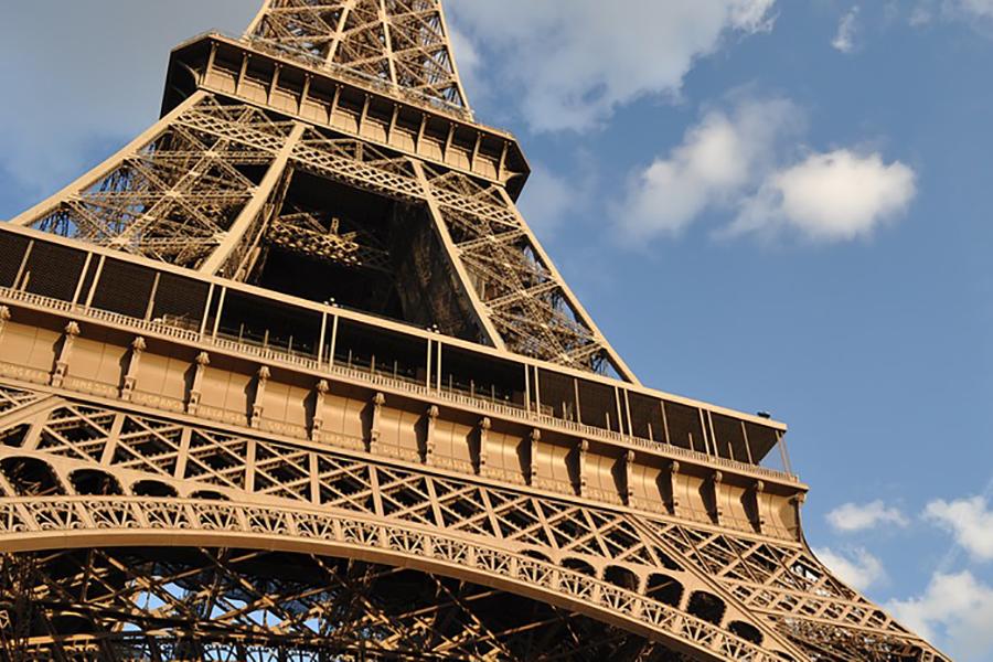 La Tour Eiffel à Paris France