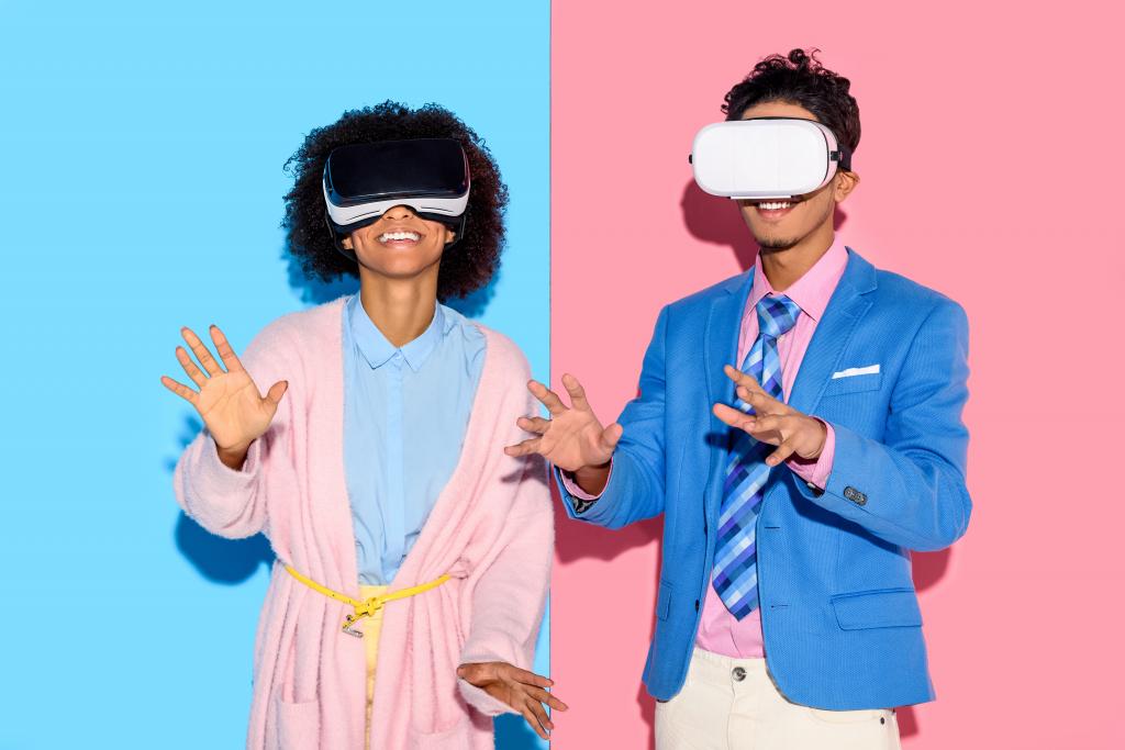 La réalité virtuelle pour visiter et décorer votre futur logement