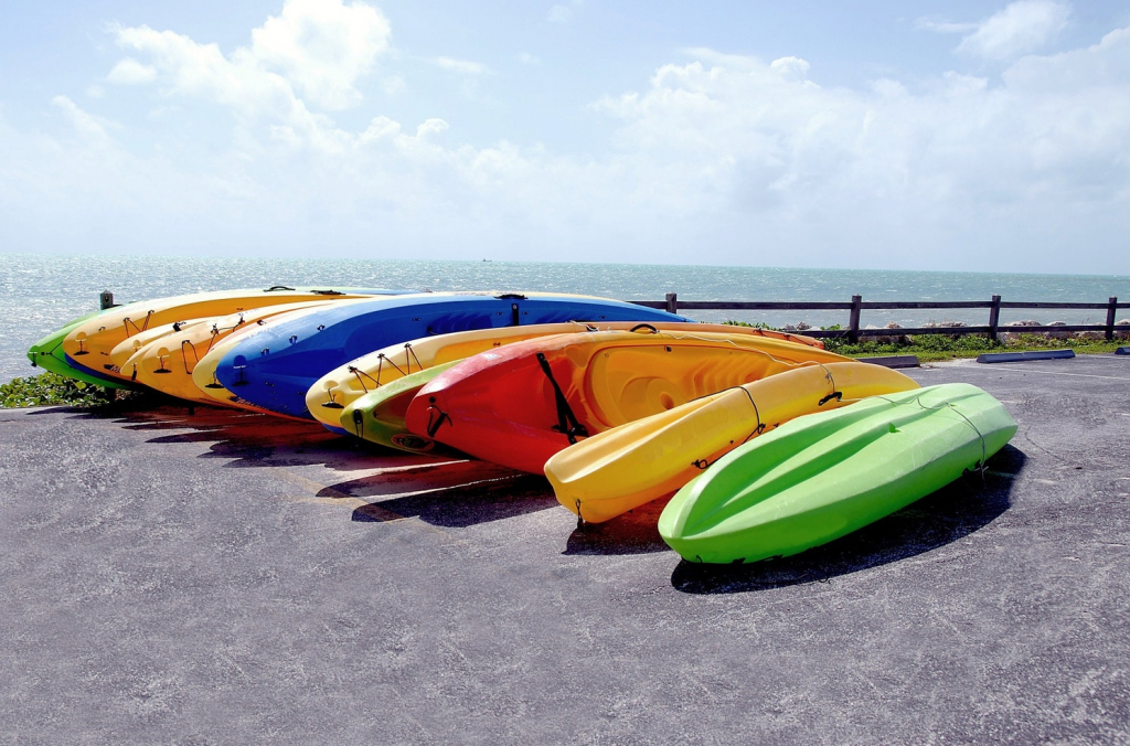 Canoe Kayak vacances
