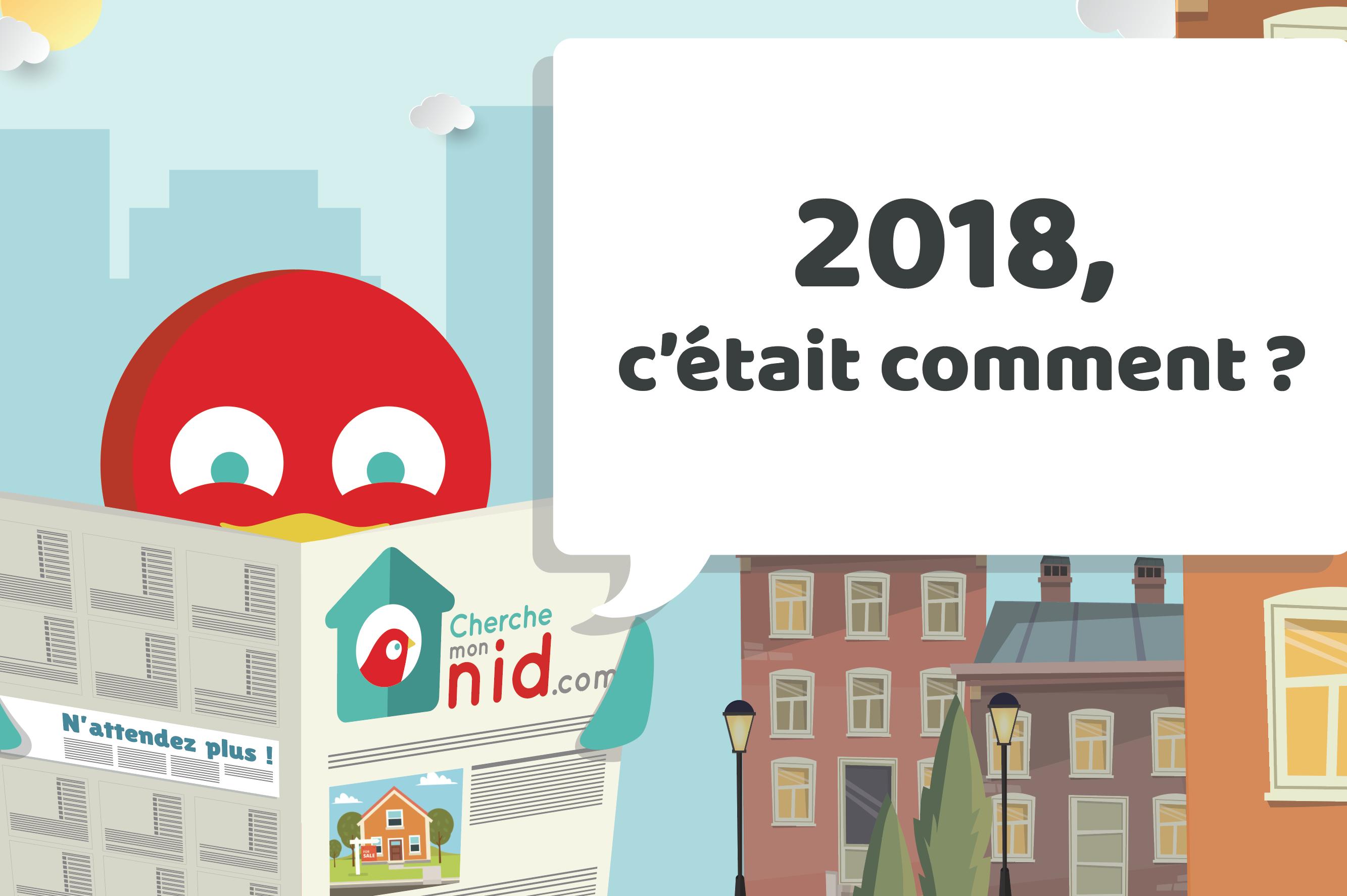 Les tendances immobilières en 2018