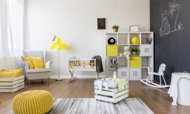 Et si on choisissait la couleur de la chambre de bébé ?