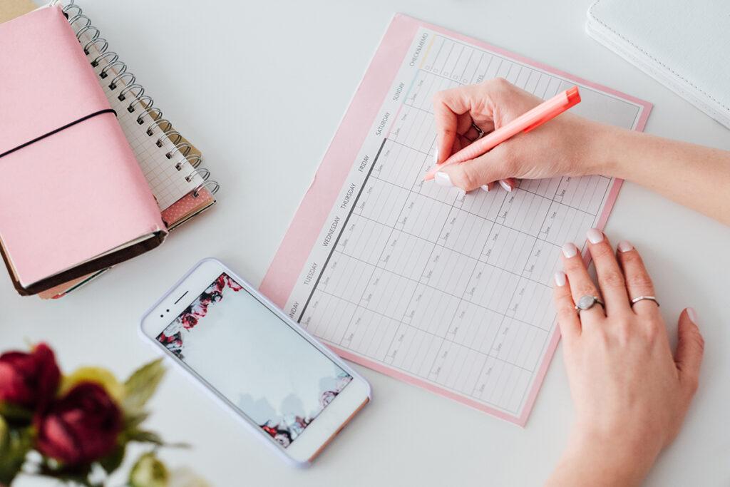 Calendrier et agenda pour gérer les visites immobilières