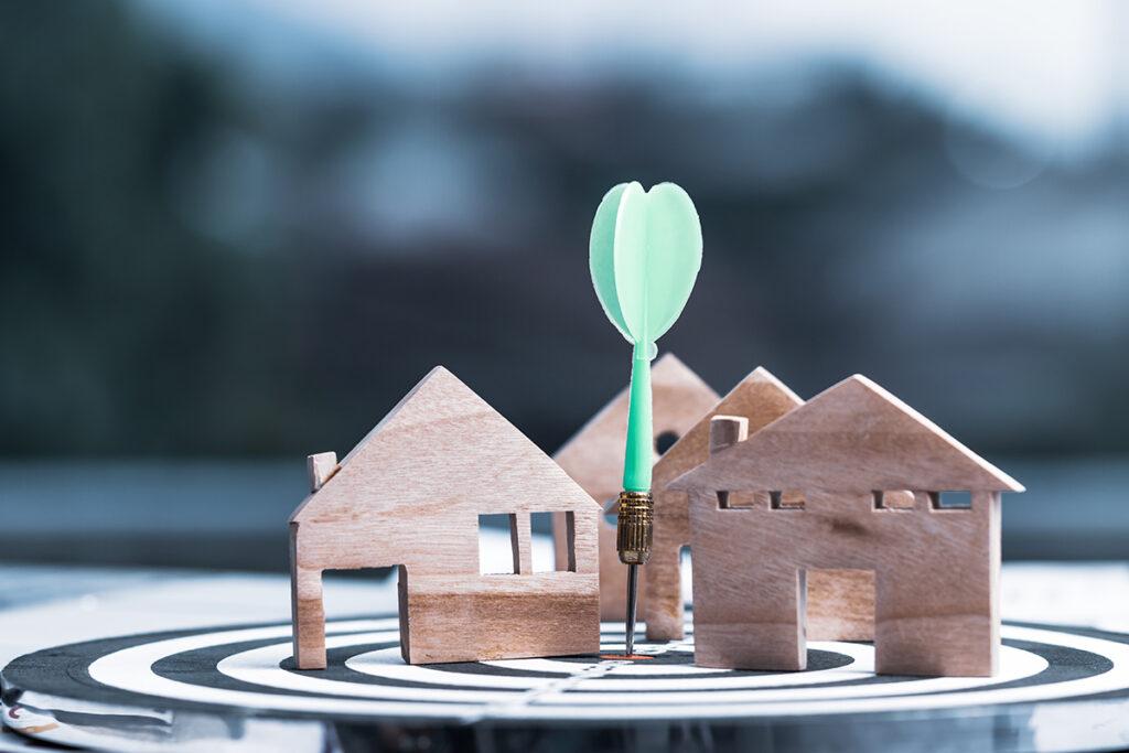 Trouver la bonne maison ou le bon appartement après une recherche immobilière