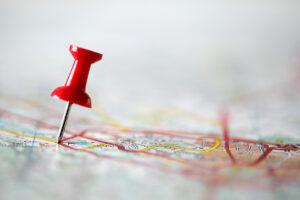 Définir la zone géographique de votre recherche immobilière