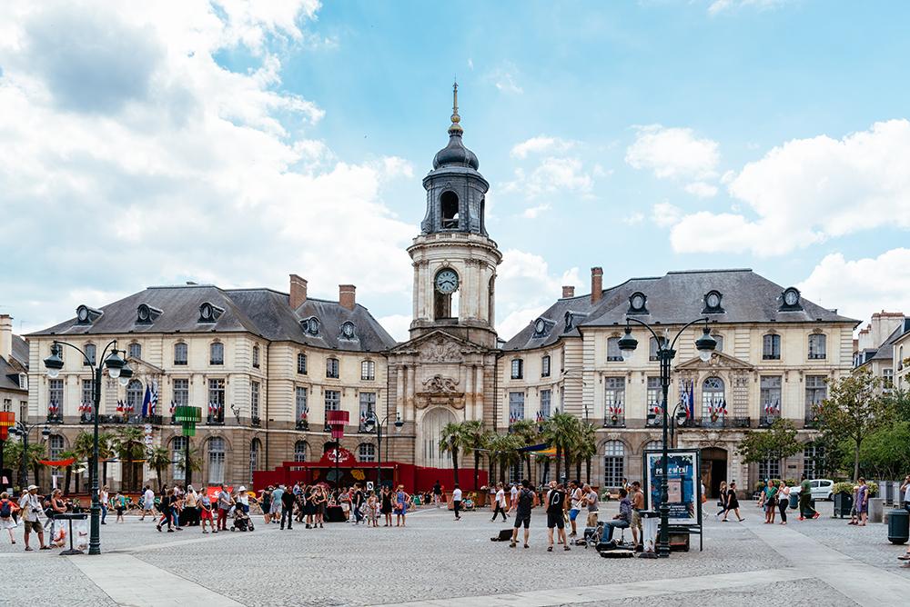 Investir à Rennes : une ville vivante et animée