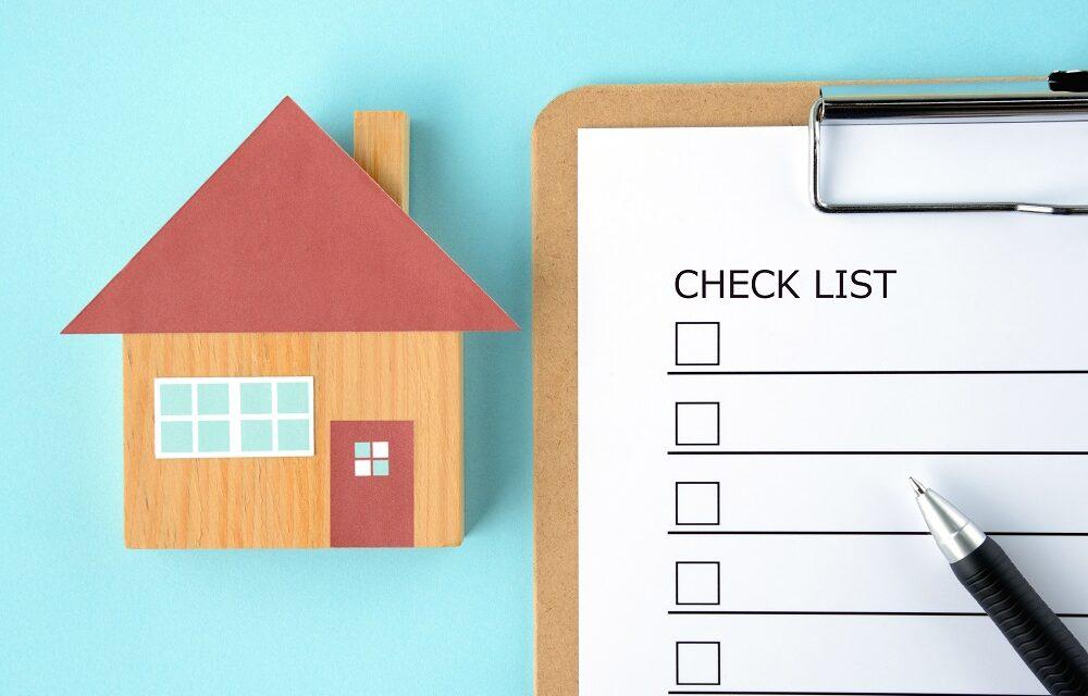 Checklist : les documents d'un dossier de candidature à la location