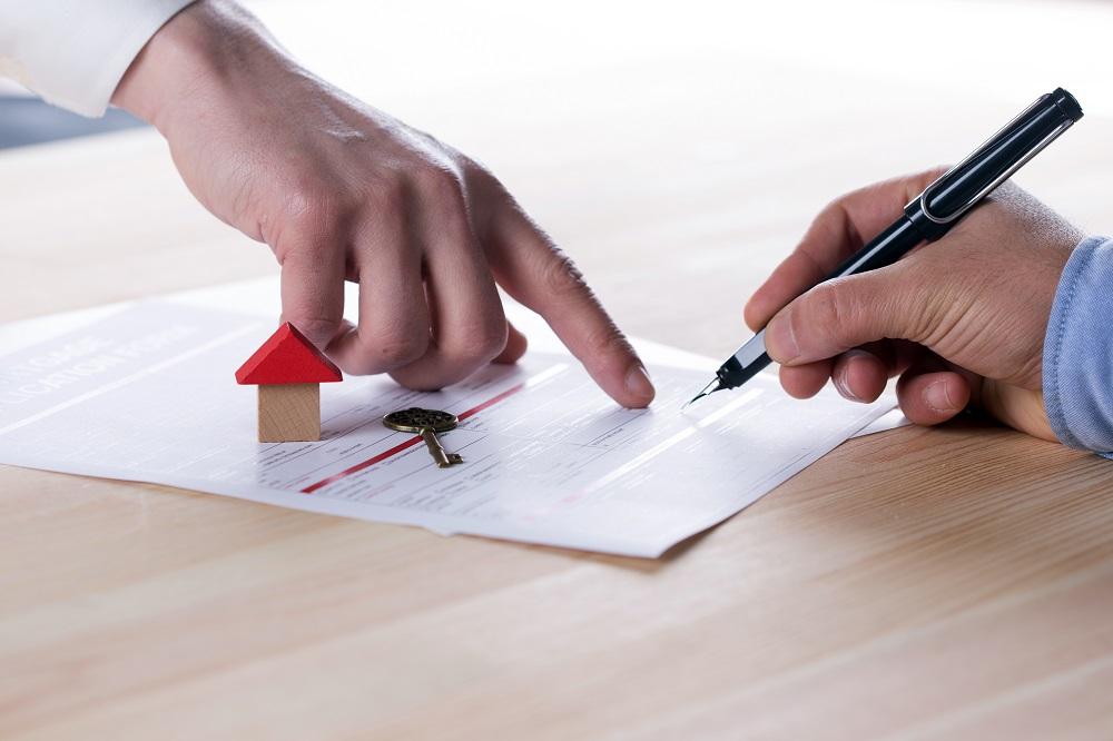 Signature de l'état des lieux et remise des clefs